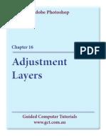 Learning Adobe Photoshop Elements 7 - Adjustment Layers