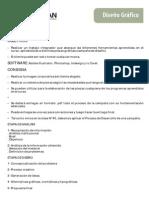 Curso de Diseño Gráfico. Evaluacion Final