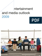Indian Entertainment and Media Outlook 2009 Report