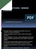 SLE DAN STEFEN JHONSON SINDROME.pptx