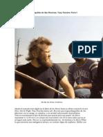 Entrevista Al Guardaespaldas de Jim Morrison