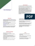 1a_Ciclo Hidrológico [Modo de compatibilidad]