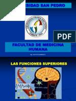 Fisiopatologia de Las Funciones Superiores 2011