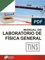 TINS Laboratorio Fisica General