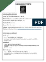 Currículo Eng.ª Me.ª  Adalira Fontenele