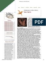 Mitologia greca e latina - Egeo, Egeria.pdf