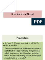 Ilmu Asbab al Nuzul.pptx