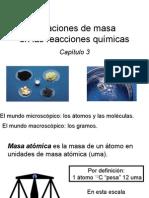 03 Relaciones de Masa en Las Reacciones Quimicas