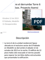 Derrumbe Torre 6 - 22 Pisos-oct12-13-Jjae