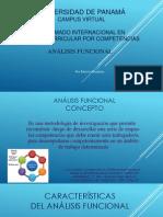 Análisis Funcional  por Marcia Mendieta