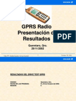 GPRS Presentacion R6 Queretaro