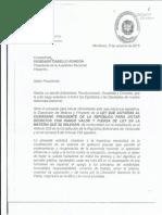 Exposicion de Motivos Ley Habilitante Para Nicolas Maduro an Ve
