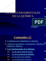 Leyes fundamentales QuiAna