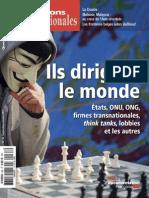 Magazine QUESTIONS INTERNATIONALES N.63 - Septembre-Octobre 2013.pdf
