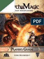 Myth & Magic Player's Guide