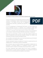 La Inteligencia Integral PDF