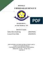 Referat Demam Berdarah Dengue