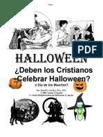 Hallowin, Festejado Por Los Cristianos