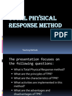 Total Physical Response Method