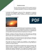 Atmósfera terrestre (Geologia)