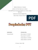 Propiedades PVT