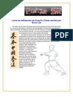 Livros de treinamento de Kung-Fu Chinês escritos por Bruce Lee