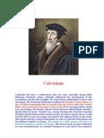Calvinism & Ellen White