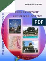 Produk Domestik Regional Bruto Kota Batu 2010