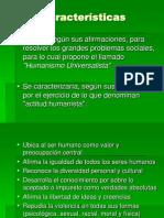 Características humanismo