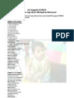Anggota DPRD Se Sumut 2009-2014
