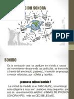 Contaminacion Sonora y e.