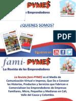 Brochure Revista Famipymes