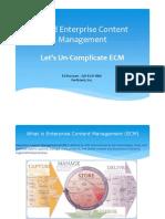 Cloud Ecm Presentation v5 Aiim Wp