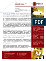 Business Process Management and Modelling Training Course