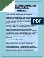 Mantenimiento y Operacion de Maquinas y Equipos Electricos 4 Apunte Banco de Transformadores Monofasicos-14