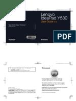 Y530 User Guide V1.0