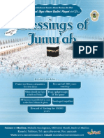 Blessings of Jumuah, Muhamad Ilyas Qadri