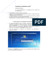 Manual de Windows 2007