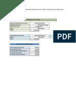 Ejercicio 7.4 Excel