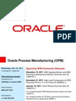 OPM_Workflows