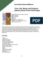 Barley and Sorghum Processing Handbook (Cereal Food Technology).pdf