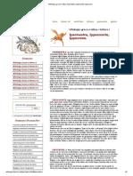 Mitologia greca e latina - Ipermestra, Ippocoonte, Ippocrene.pdf