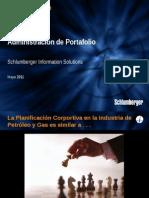 Administracion de Portafolio de Proyectos