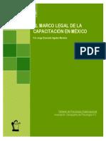 Marco Legal Capacitacion en Mexico