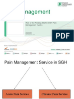 Role Of The Nursing Staff In SGH Pain Management Centre.ppt
