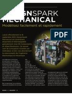 DesignSpark Mechanical Fr