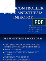 MICROCONTROLLER BASED ANESTHESIA INJECT.ppt