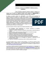 Convocatoria Apuntes 75 - Multinacionales y Multilatinas