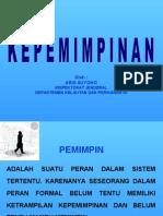 KEPEMIMPINAN (Aris Suyono)