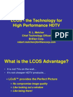 LCOS_ The Technology for High Performance HDTV_ short.ppt